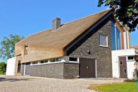 Vrijstaand woonhuis Aarlanderveen