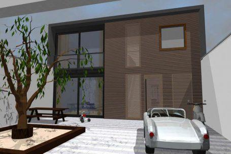 Particulier woonhuis 2, Kleine Rieteiland IJburg