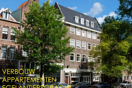 Verbouw 5 woningen Amsterdam